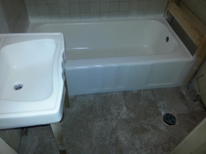 """Not So """"Pretty in Pink"""" Bathroom Makeover - Jim Maloof/Realtor® in ..."""