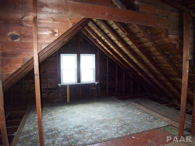 small attic remodel before and after - Adding Square Footage and Equity Finishing a Walk up